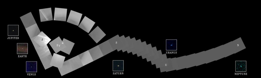 Foto: NASA/Voyager 1