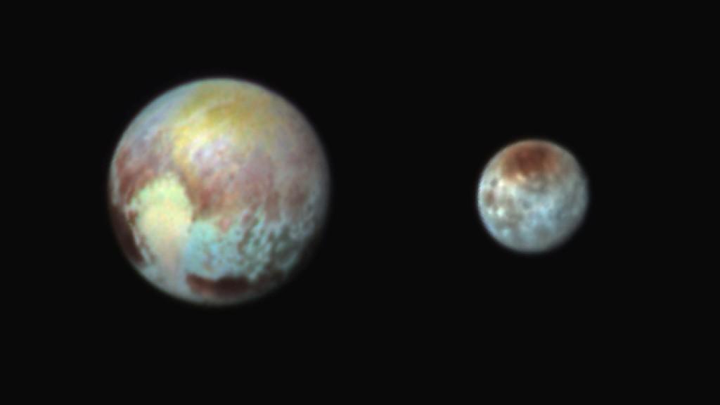 Foto: NASA/APL/SwRI