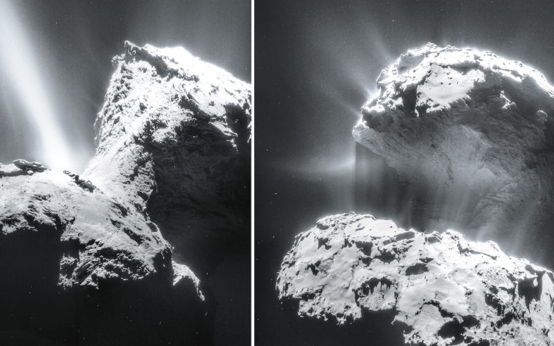 Comet67P_NavCamFeb3