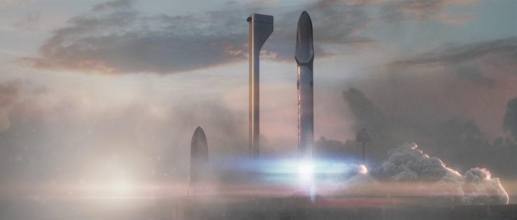 Illustrasjon: SpaceX