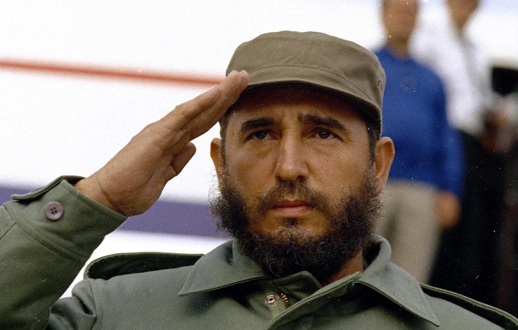 Fidel Castro i 1971AP Photo)