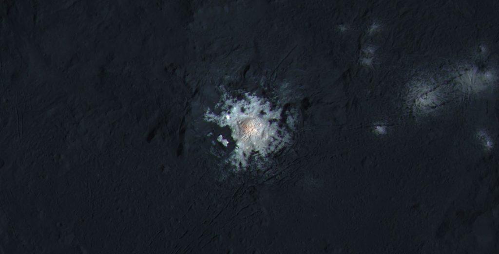 Foto: NASA/JPL-Caltech/UCLA/MPS/DLR/IDA/PSI/LPI