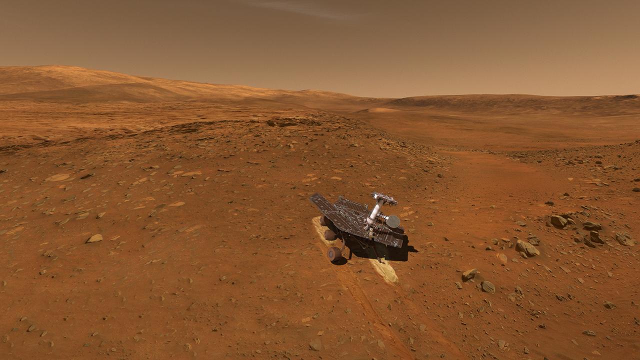 the mars rover death - photo #18