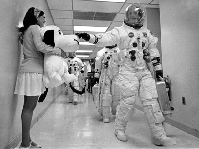Astronauter I Verdensrommet